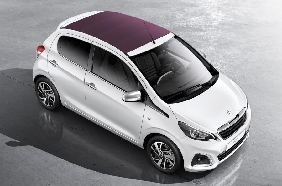 Peugeot Portes CTNT - Peugeot 108 3 portes